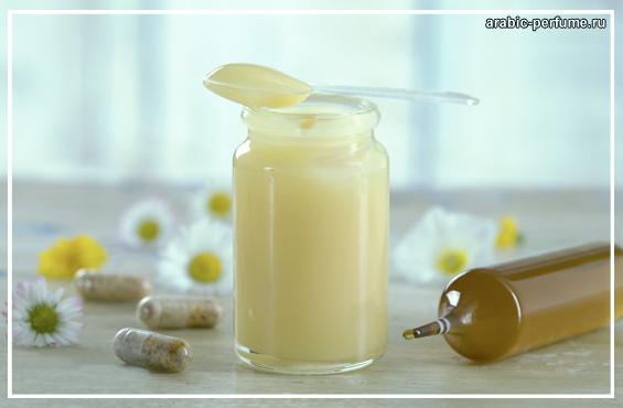 Маточное молочко в составе epimedyumlu macun