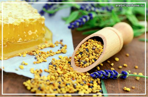 Пчелиная пыльца в эпимедиумной пасте